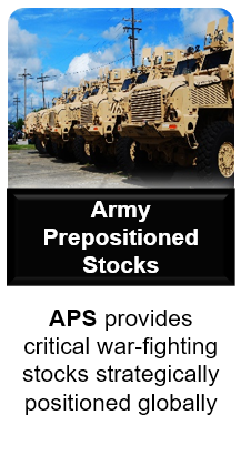 Army Prepositioned Stocks