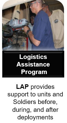 Logistics Assistance Program