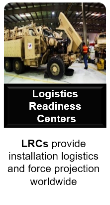 Logistics Readiness Centers